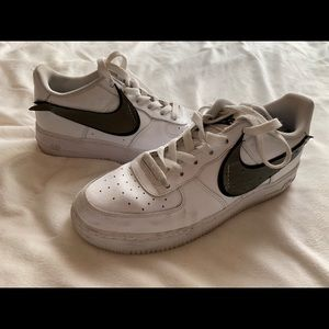 Air Force Ones - Like new!